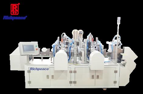 Richpeace Semi-auto Headband Welding Machine  for Foldable Mask