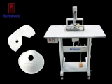 Richpeace Manual Breathing Valve Perforation Machine, simple operation, stable and reliable function