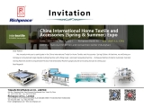 2021China International Home Textile and Accessories (Spring & Summer) Expo