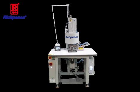 Richpeace Semi-auto Folded Mask Ear-loop  Welding Machine