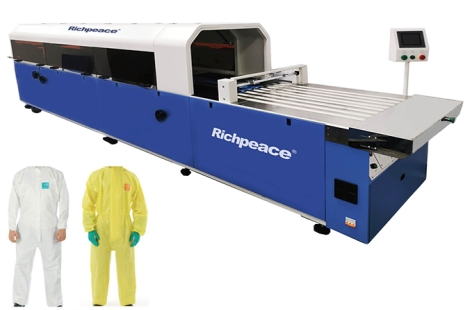 Richpeace Protective Clothing Folding Packaging Machine
