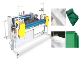 Richpeace Continuous Feeding Double-Side Folding Sewing Machine
