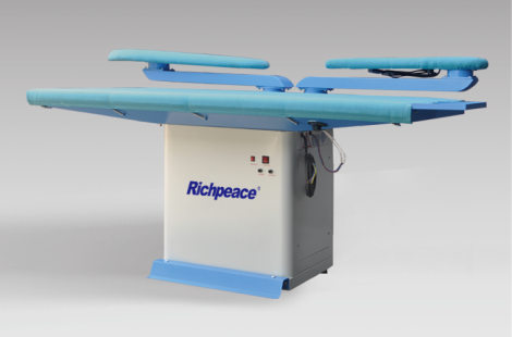 Richpeace Vacuum ironing table with two buck