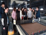 Welcome Zhongyuan university of technology students come to Richpeace group for practice internship and training.