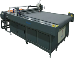 3 in 1 automatic cutting machine (knife+pen+knife) is suitable for cutting processes in a variety of industries