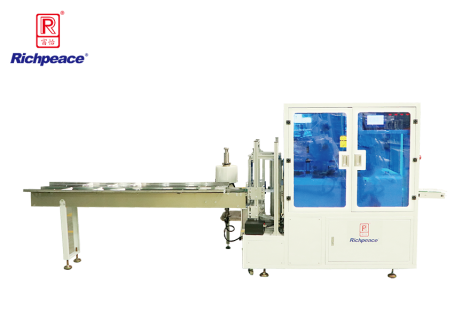 Richpeace Fully Automatic 4-side Seal Face Mask Packing Machine