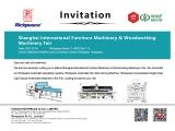 Shanghai International Furniture Machinery & Woodworking Machinery Fair