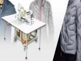 Richpeace 800×450 garment special sewing machine, exquisite structure, convenient production line arrangement!