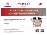 2021 The 17th RA China AutoSalon