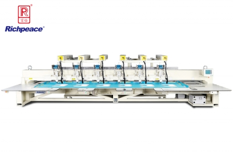 RichpeaceComputerizedWiringStitchingMachineForHomeTextile
