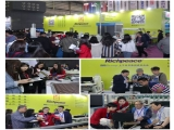 SGG Richpeace took part in the Guangdong Third Exhibition, the booth continued to burst, and the signings continued!