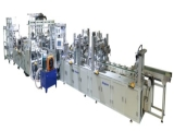 Richpeace automatic mask production line (pre-pleated), to ensure stronger protection of masks!