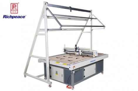 Richpeace Automatic Hotfix Ironing Machine